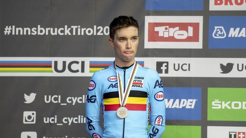 Bjorg Lambrecht muore durante il Giro di Polonia