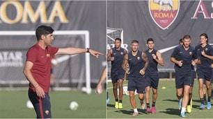 Fonseca guida la Roma, Dzeko e Kolarov in prima fila