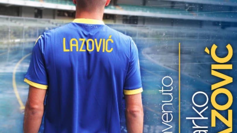 Verona, ora è ufficiale: ecco Lazovic