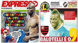 Balotelli, Brasile già pazzo per Supermario!