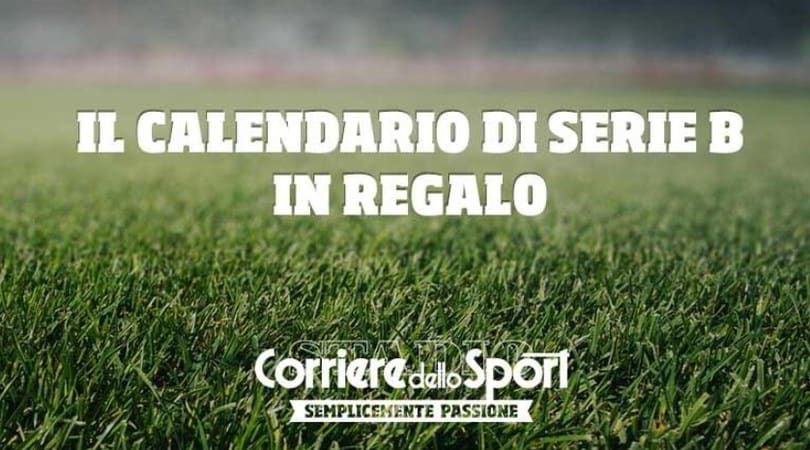 I calendari di Serie B della stagione 2019–2020