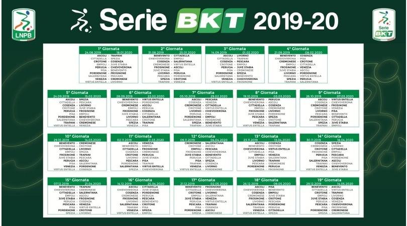 Calendario Serie A Maggio 2020.Calendario Serie B 2019 20 Tutte Le 38 Giornate Corriere