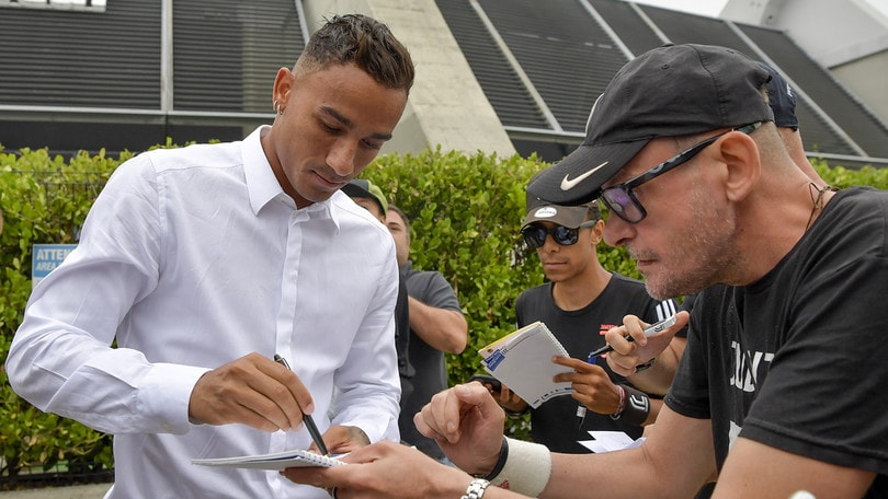 Juve, Danilo: terminate le visite mediche, in giornata la firma del contratto