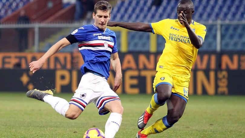 Sampdoria, manca ancora l'accordo col Leicester per Praet