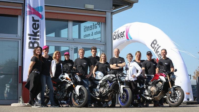 BikerX invitata al motoraduno Festa Bikers
