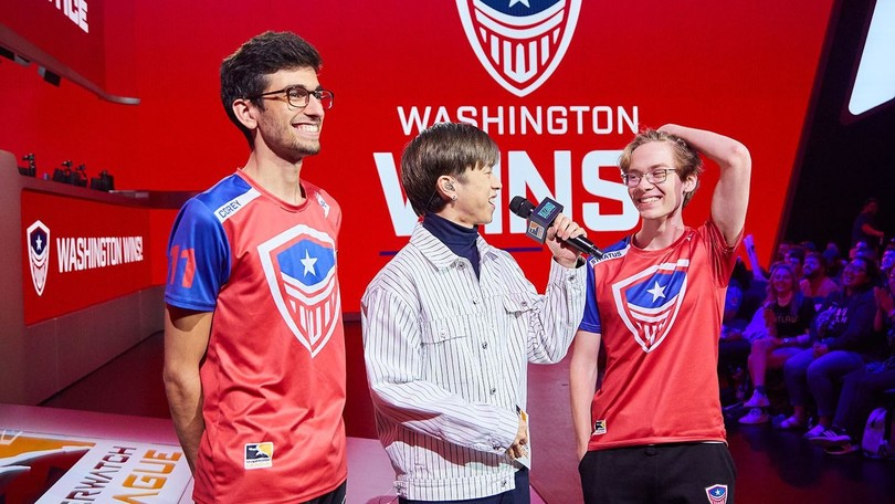 Overwatch League: Washington e Atlanta alla riscossa