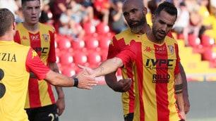 Benevento a forza 6 con il Castrovillari: doppietta per Marco Sau