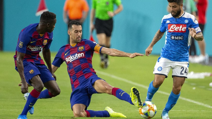 Diretta Napoli-Barcellona ore 23: formazioni ufficiali e dove vederla in tv