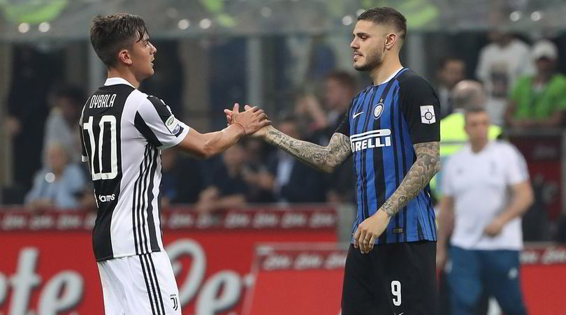 Dybala all'Inter e Icardi alla Juve: ecco lo scenario