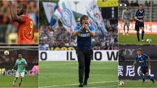 Inter, ecco l'11 di Conte con Lukaku
