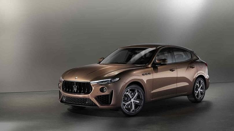 Maserati Levante e Quattroporte, preziose al Monterey Car Week