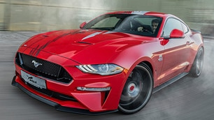 "Ford Mustang, le foto del tuning ""One of 7"""