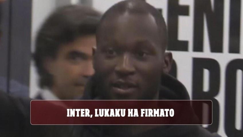Inter, Lukaku ha firmato: i dettagli
