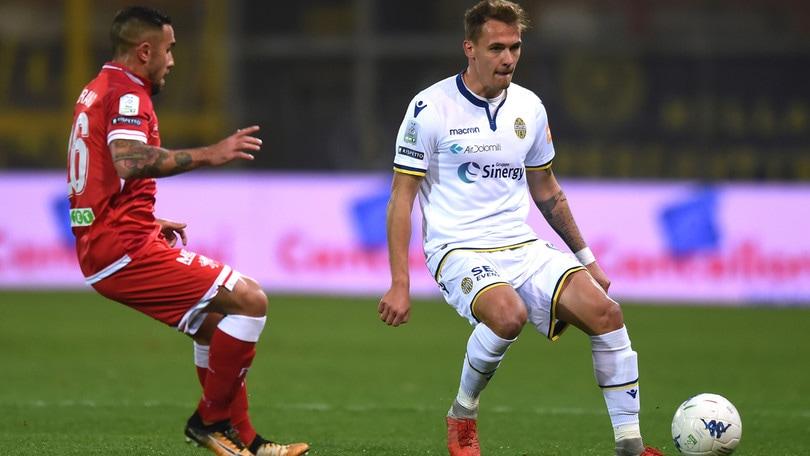 Verona, Balkovec ceduto all'Empoli in prestito