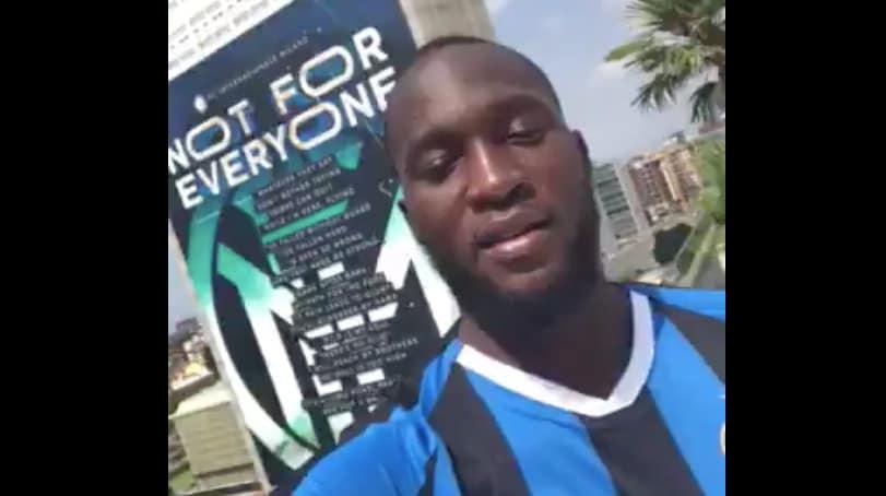 """Lukaku: """"L'Inter non è per tutti, per questo sono qui"""""""