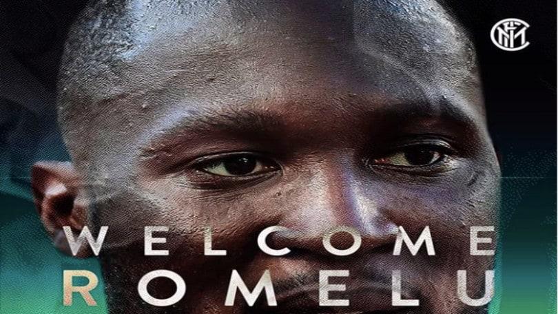 Lukaku è ufficialmente un nuovo calciatore dell'Inter