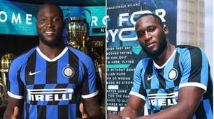 Lukaku all'Inter: il primo giorno del belga a Milano