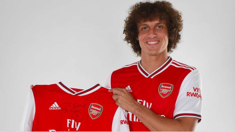 Arsenal, ufficiale David Luiz