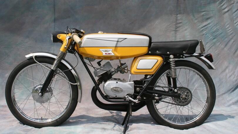 Malanca Competizione, classe 1965