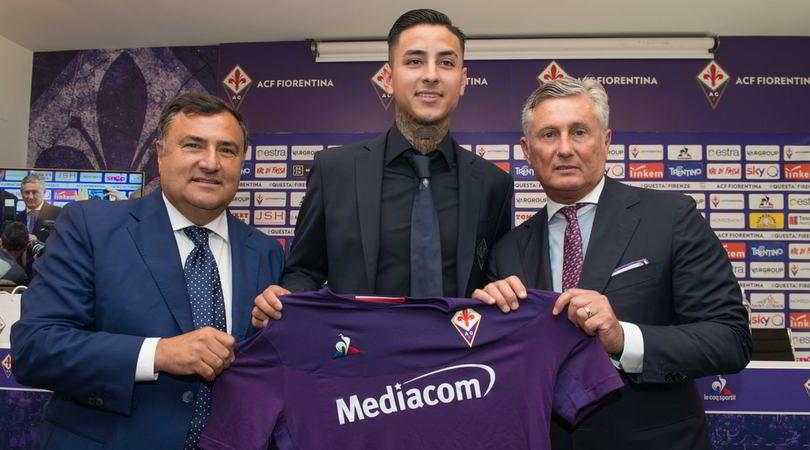 """Fiorentina, ecco Pulgar: """"Sono cresciuto tanto nell'ultimo anno"""""""