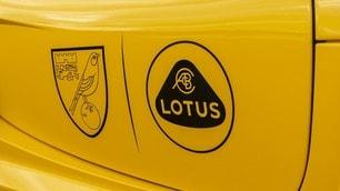 Lotus e Norwich insieme per il nuovo logo: FOTO