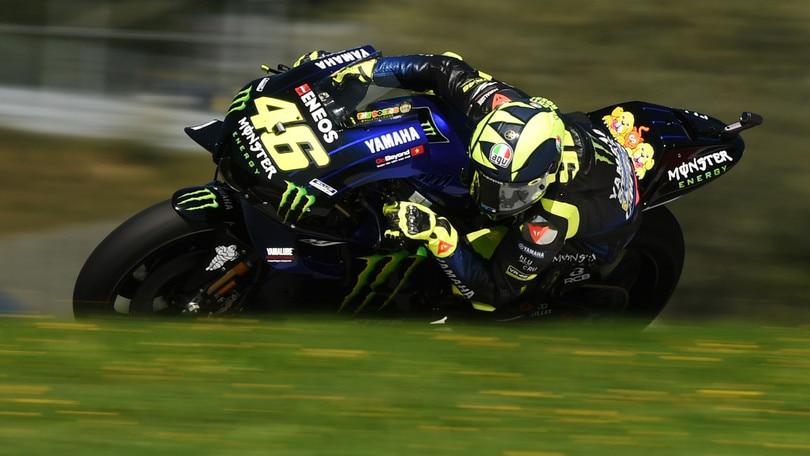 Gp Austria, Valentino Rossi: