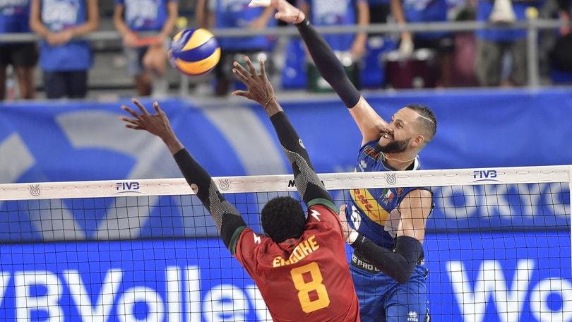Qualificazione Olimpica: l'Italia in scioltezza col Camerun
