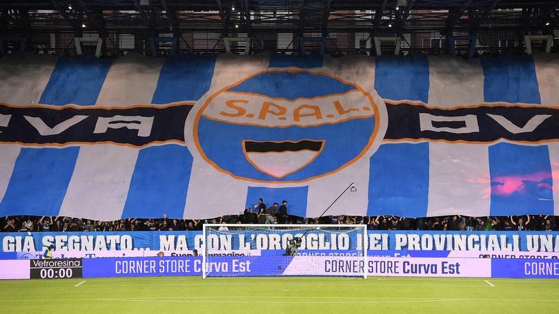 Spal, dissequestrato lo stadio Mazza
