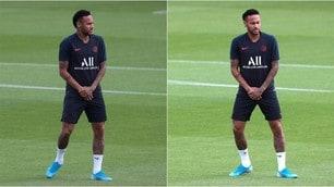 Il Psg non lo convoca, Neymar reagisce così