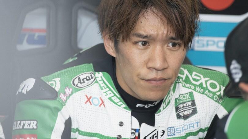 Moto2: prima pole per Nagashima, Bastianini quarto