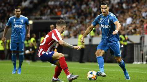 Juve ko contro l'Atletico Madrid in ICC, decisivo Joao Felix