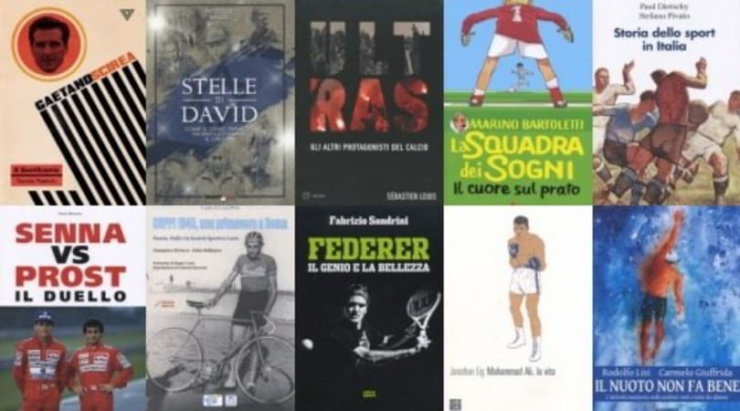 Dieci titoli di sport per un'estate da leggere