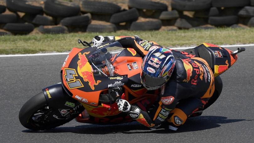 Moto2: Binder precede Navarro ad Aragon, Marini quarto