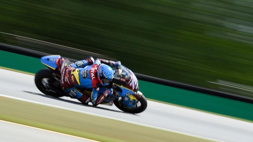 Moto2: Binder vince in Austria davanti a Marquez