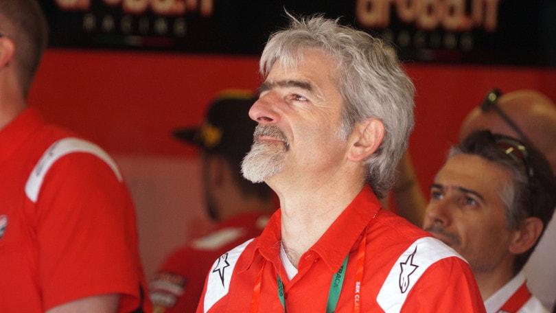 """Ducati, Dall'Igna: """"Complimenti a Dovizioso"""""""