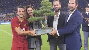 Roma, Florenzi alza il premio: è un bonsai
