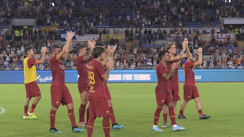 Roma, ultima amichevole: il 17 agosto test con l'Arezzo