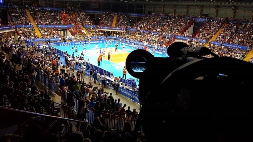 Un milione 700.000 spettatori in tv per Italia-Serbia