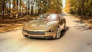 Touring Superleggera, le foto della Sciàdipersia Cabriolet