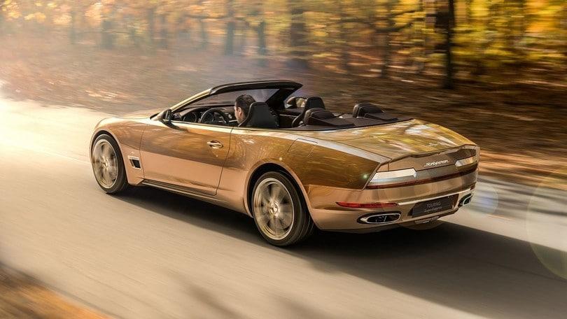 Sciàdipersia Cabriolet, pronta al debutto negli Stati Uniti