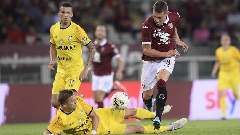 Europa League, c'è Petrescu per Shakhtyor Soligorsk-Torino
