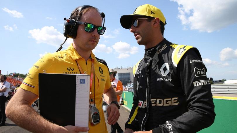 Renault, Ricciardo: