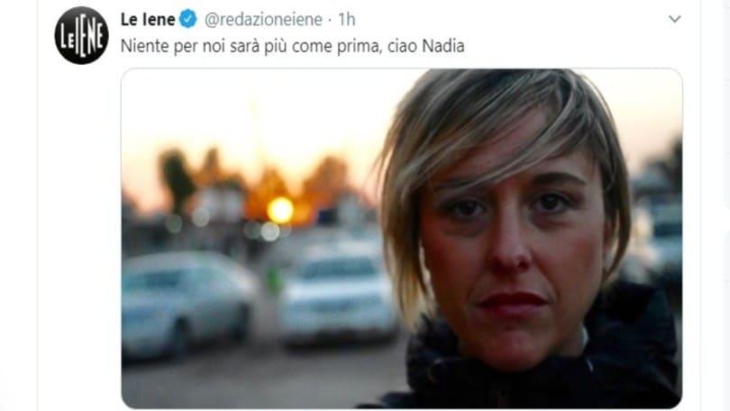 È morta Nadia Toffa. Le Iene: