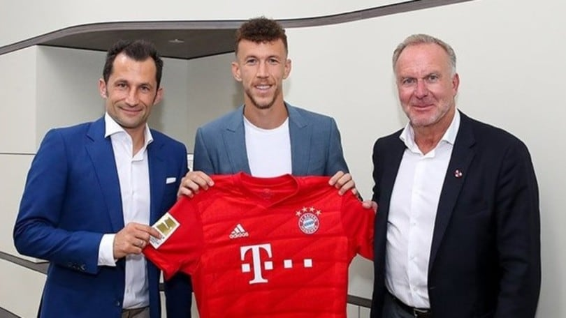 Inter, Perisic al Bayern Monaco: è ufficiale