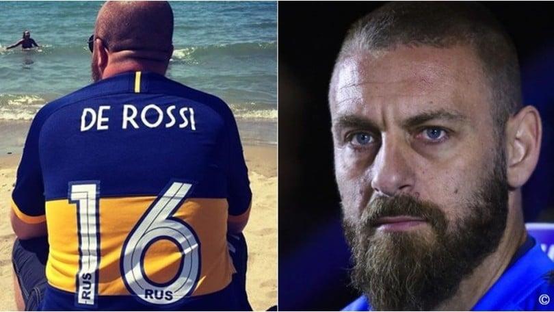 La storia di Manuel: il tifoso che vive per De Rossi