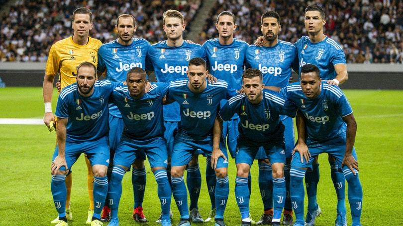Juventus, ultima amichevole sabato 17 a Trieste
