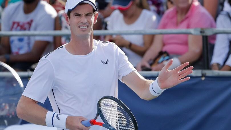 Murray rinuncia agli Us Open: