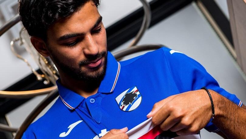 Sampdoria, ecco Leris:
