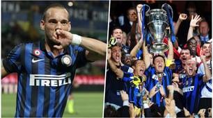 Inter, Sneijder si ritira: ecco cosa fanno oggi gli eroi del Triplete