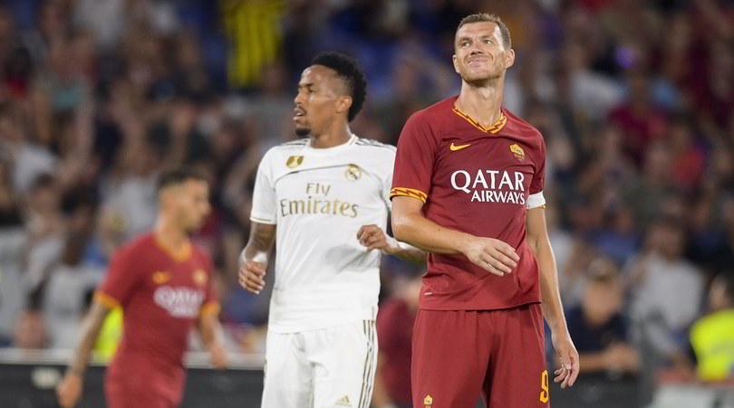 E' stallo per Dzeko: e se restasse alla Roma?